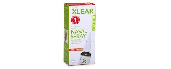 Free Xlear Natural Nasal Spray
