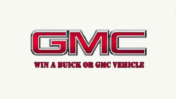 BUICK GMC VEHICLE SWEEPSTAKES