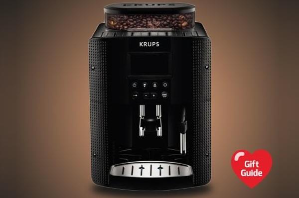 krups fully automatic espresso machine
