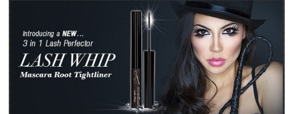 Free  3 in 1 Lash Whip Mascara Root Tightliner