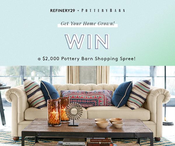 Win a $2,000 Pottery Barn Shopping Spree | Whole Mom