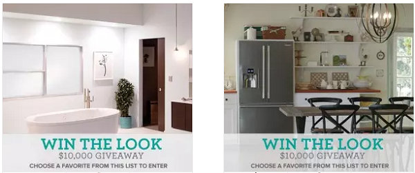 win a kitchen or bathroom makeover whole mom