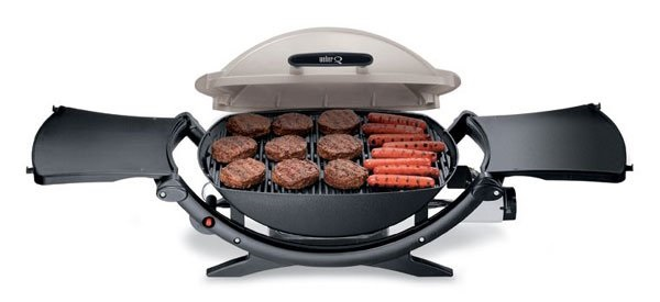 win a weber portable grill whole mom. Black Bedroom Furniture Sets. Home Design Ideas