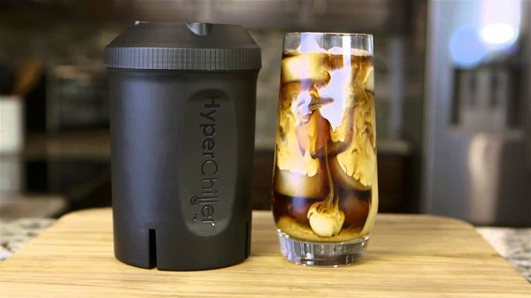 HyperChiller Iced Coffee Maker & Keurig Coffee Giveaway ? Freebies Ninja