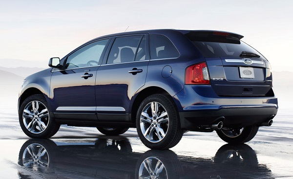 Ford Edge Sports Utility Vehicle Giveaway