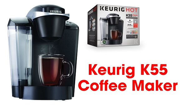 Keurig K55 Coffee Maker And Goodies Giveaway Freebies Ninja