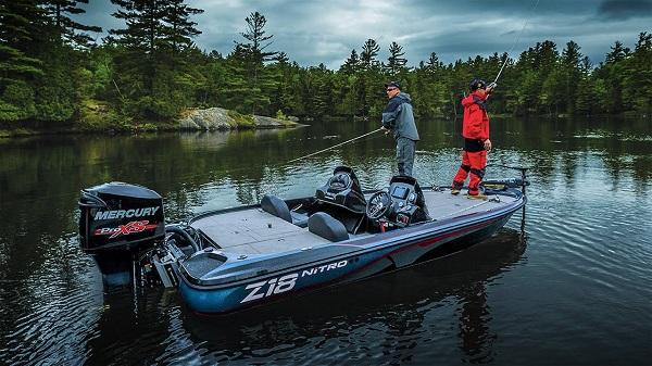 Mega fishing prize package including nitro z18 boat for Free fishing samples 2017