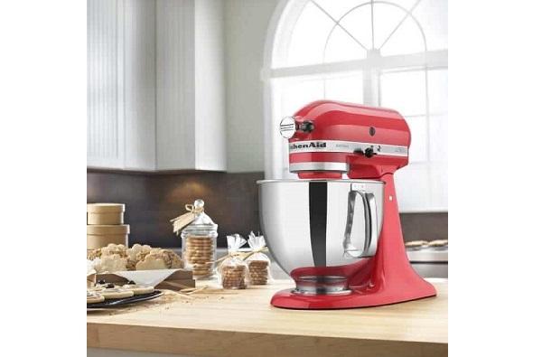 America S Test Kitchen Kitchenaid Mixer