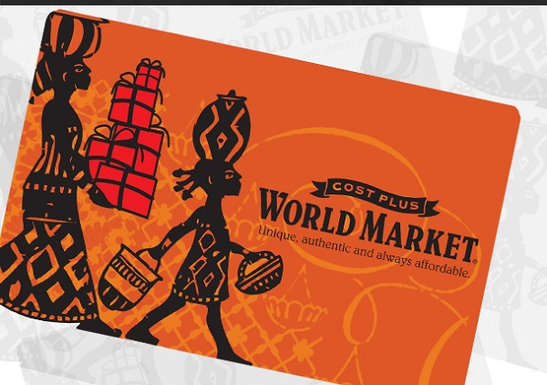 World Market Giveaway