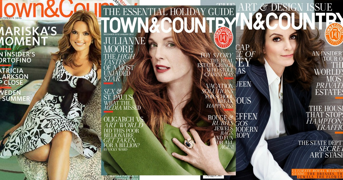 Free Town And Country Magazine Subscription Freebies Ninja
