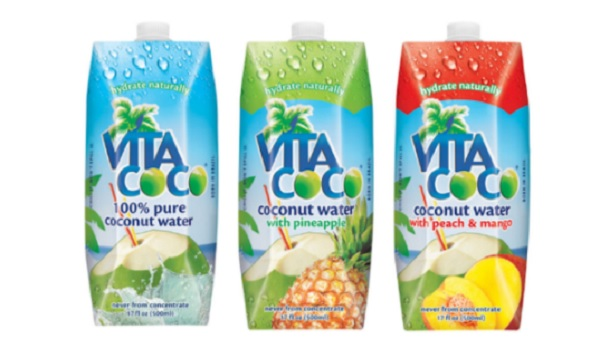 Free Vita Coco Coconut Water And Bubly Sparkling Water
