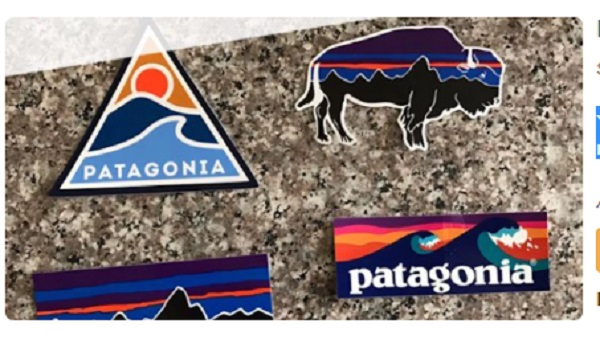 Free Stickers From Patagonia – Freebies Ninja