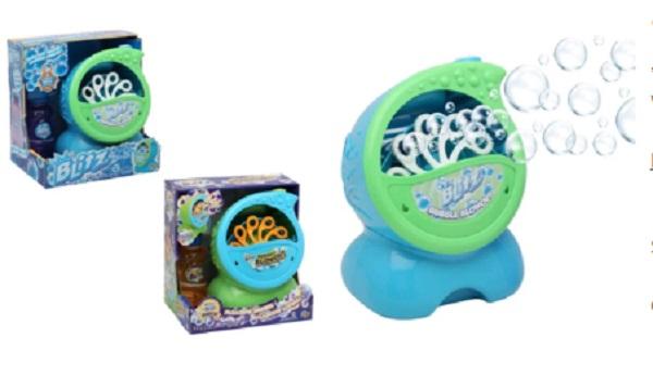 Free Blitz Blowout Bubble Party Machine At Walmart Cashback