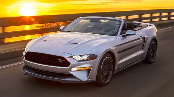 2019 Ford Mustang EcoBoost Premium Sweepstakes – Freebies Ninja