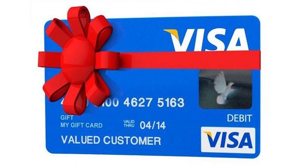 $500 Virtual Visa Prepaid Gift Card Giveaway – Freebies Ninja