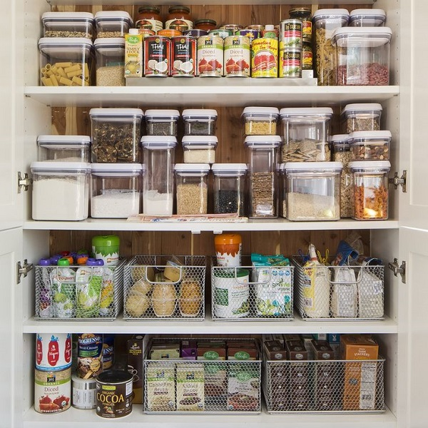 Rubbermaid Pantry Makeover Sweepstakes