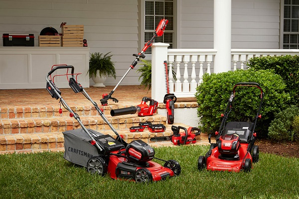 LAWN MOWER SWEEPSTAKES