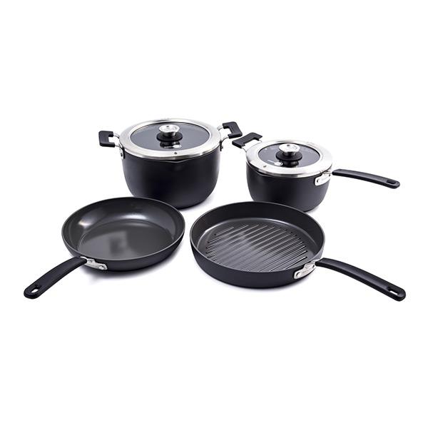 Stackable Ceramic Nonstick Pan Set Giveaway 2