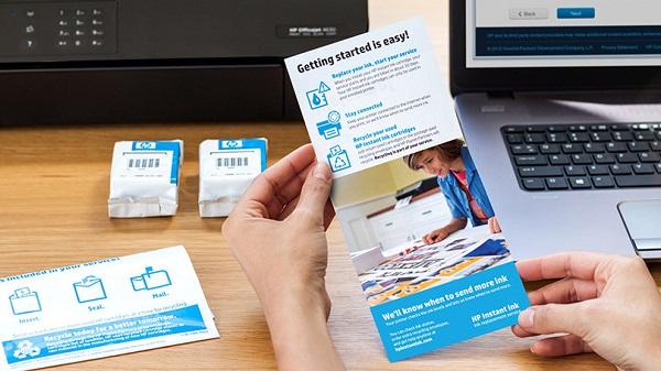 Free HP Printer & Instant Ink Service – Freebies Ninja