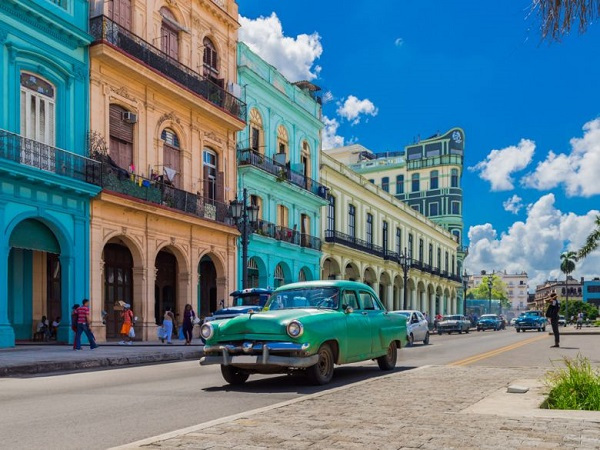 Cuba Vacation Sweepstakes