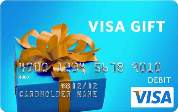 Two $250 VISA Gift Cards Sweepstakes