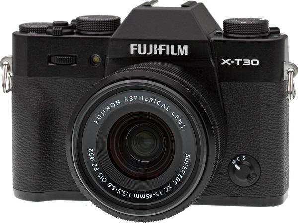 FujiFilm X-T30 Mirrorless Camera Sweepstakes