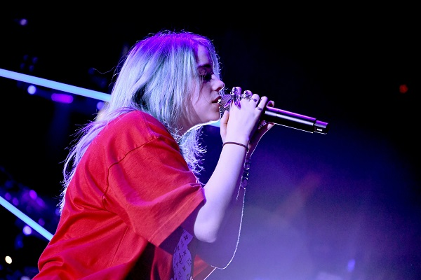 Billie Eilish Concert Sweepstakes