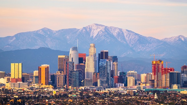 Trip for 2 to Los Angeles, California Sweepstakes