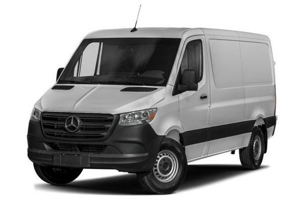 Mercedes-Benz Sprinter Cargo Van Sweepstakes