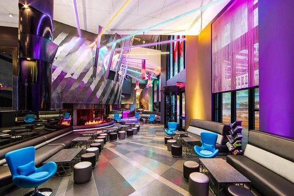 3 Night Stay for Two at Any W Hotel Sweepstakes