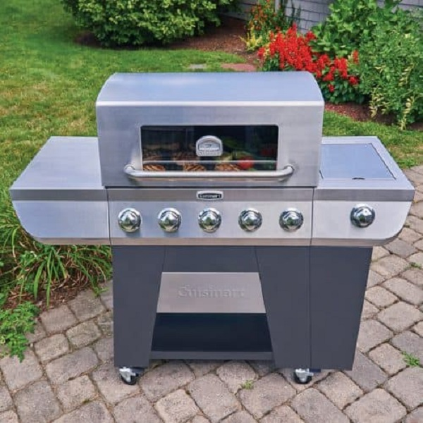 Cuisinart Gas Grill Sweepstakes