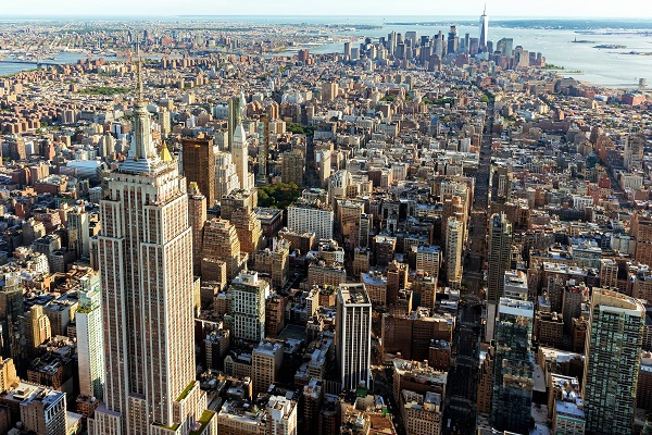 Trip for 2 to New York City Sweepstakes