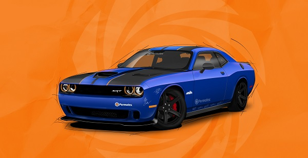 Powernation's Dodge Challenger Giveaway