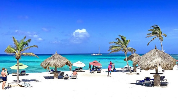 Trip for 2 to Aruba Sweepstakes