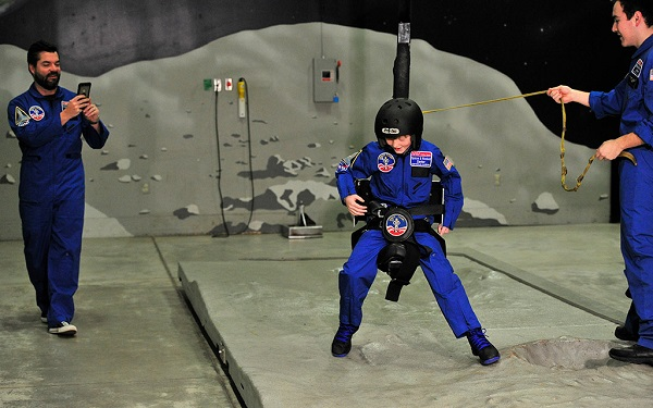 Space Camp Trip Sweepstakes