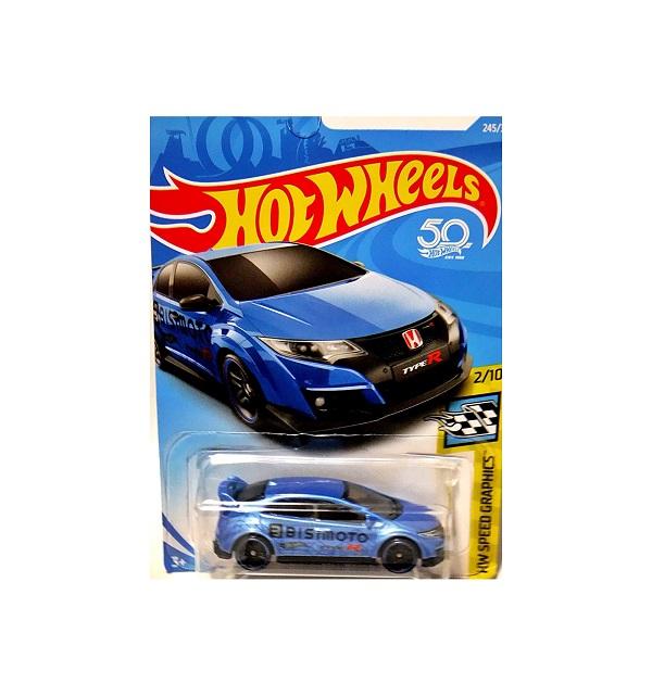 Hot Wheels Honda Civic Giveaway