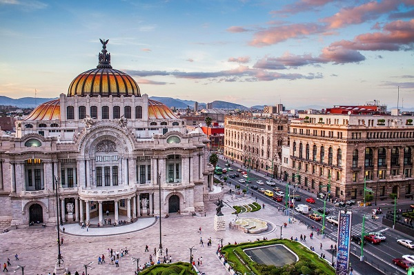 Trip for 2 to Mexico Sweepstakes