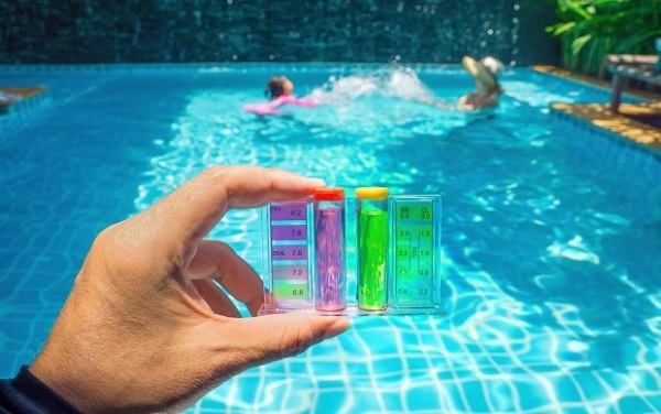 Free Healthy Pools Pool Test Kit