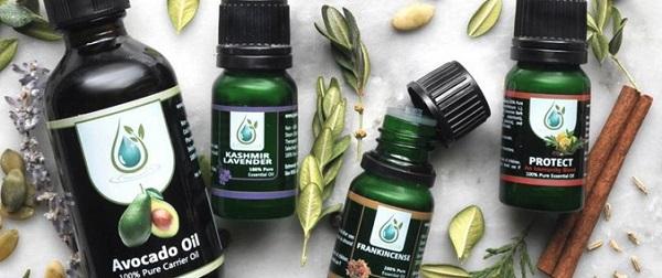 8 Free Jade Bloom Essential Oils