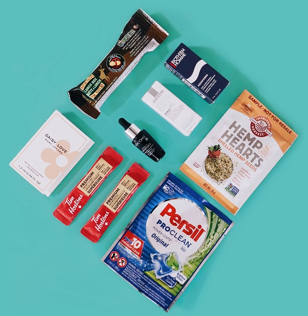 Free SMN Sampler Sample Box