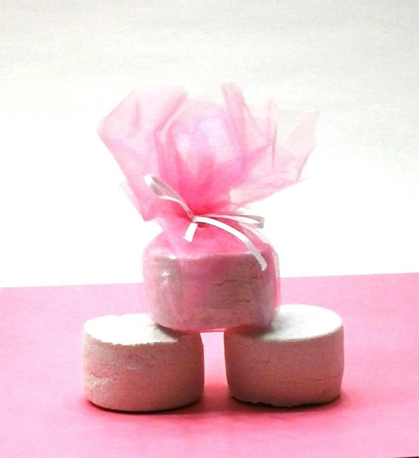 Free Shower Mousse & Bath Bombs