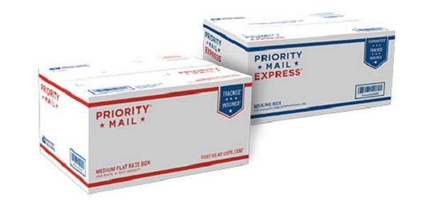 Free USPS Shipping Supplies