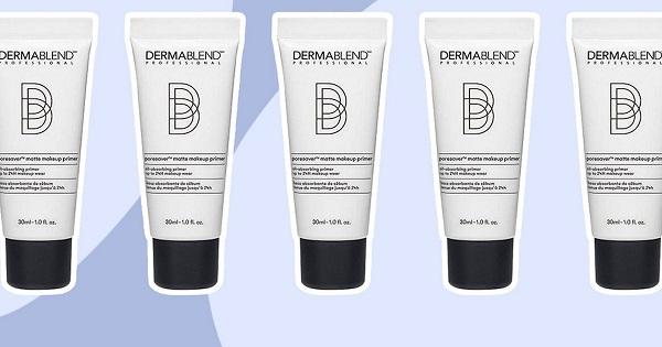 Free Dermablend Poresaver Matte Makeup Primer