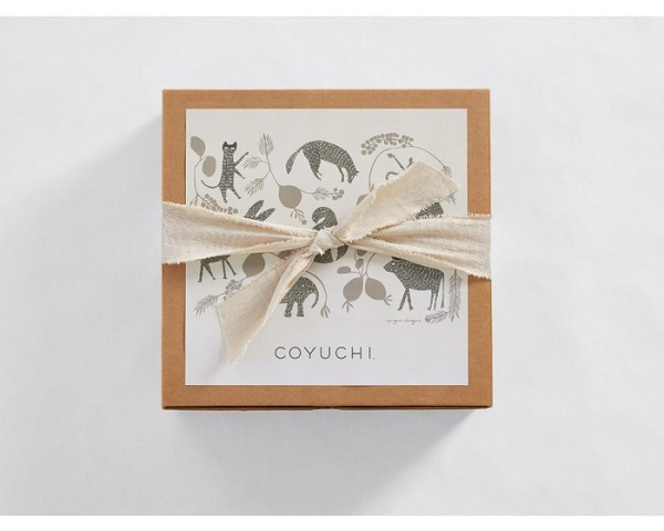 Coyuchi Gift Card Set Sweepstakes
