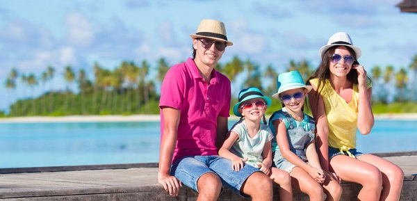 Family Vacation Sweepstakes