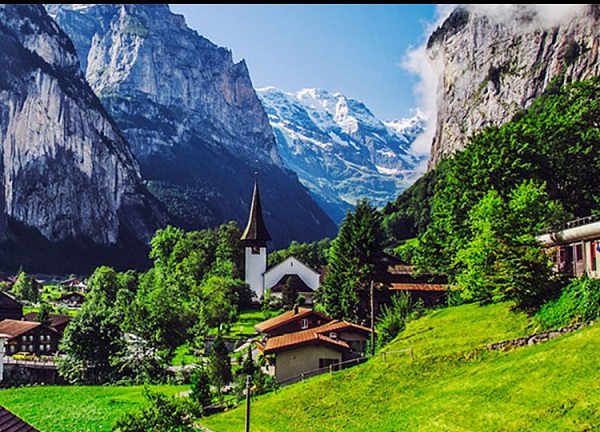 Trip to Switzerland Sweepstakes