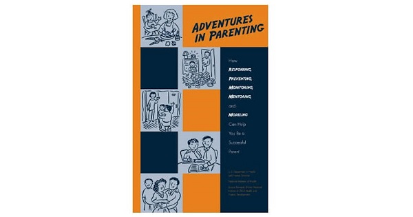 Free Adventures in Parenting Booklet