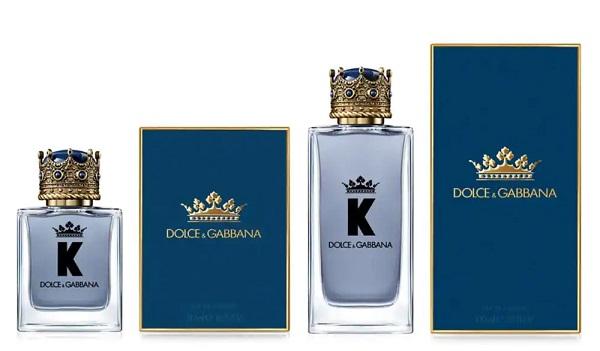 Free K by Dolce & Gabbana Fragrance Sample