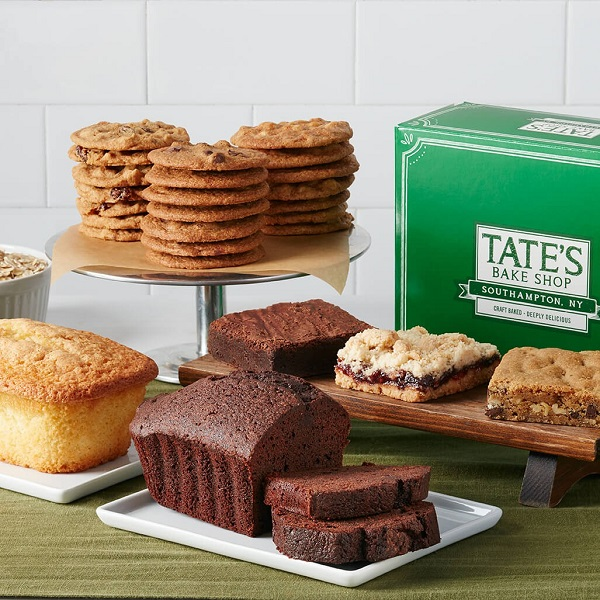 Tate's Dessert Treat Towers Sweepstakes