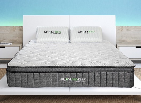 GhostBed Flex Mattress Sweepstakes